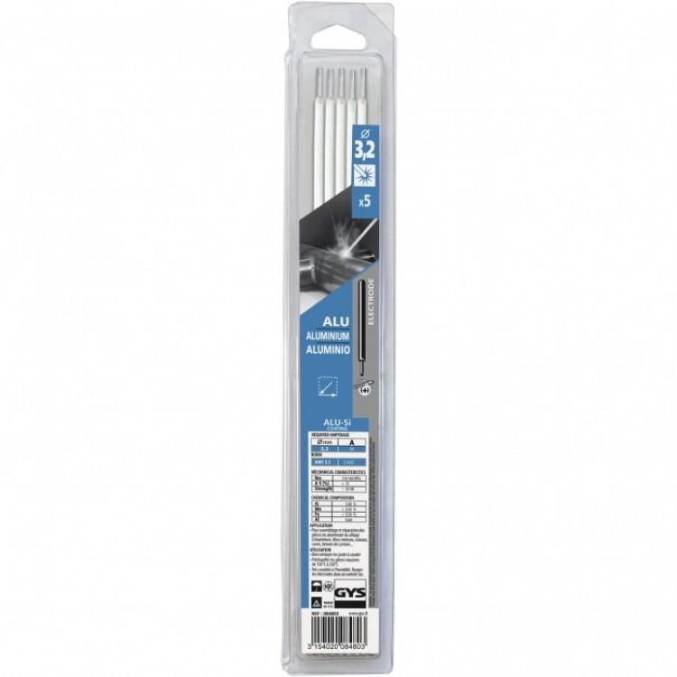 3.2mm-Aluminium-Electrodes