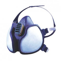 3M 4277 Vapour/Particulate Respirator