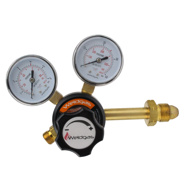 Propane-Regulator