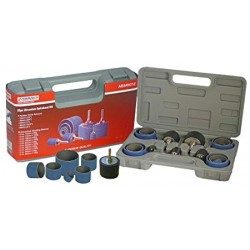 Abracs 25pc Zirconium Spiraband Kit