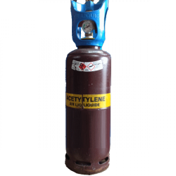 ALbee 10L Acetylene Refill- COLLECTION ONLY