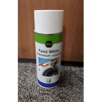 Satin White Spray Paint- COLLECTION ONLY