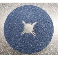 Fibre Sanding Disc- Blue Soft Pads