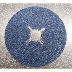Fibre Sanding Disc- Blue Soft Pads