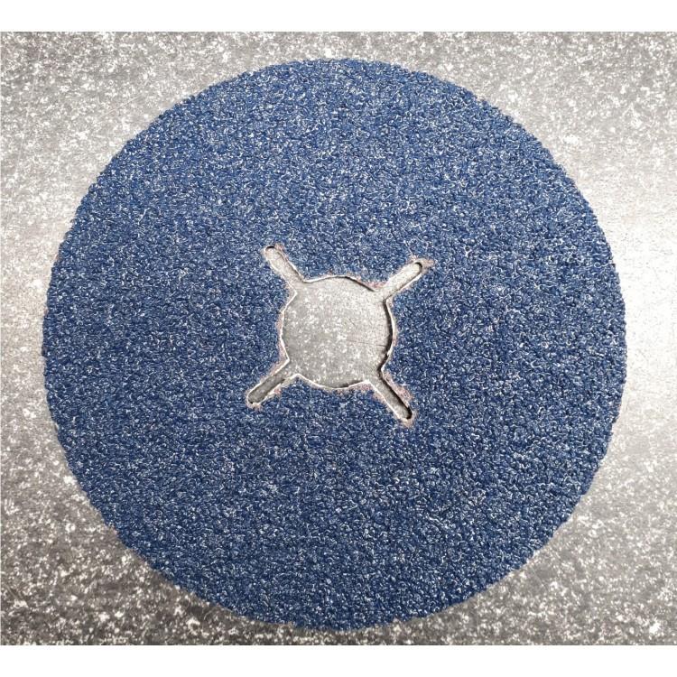 Fibre-Sanding-Disc--Blue-Soft-Pads