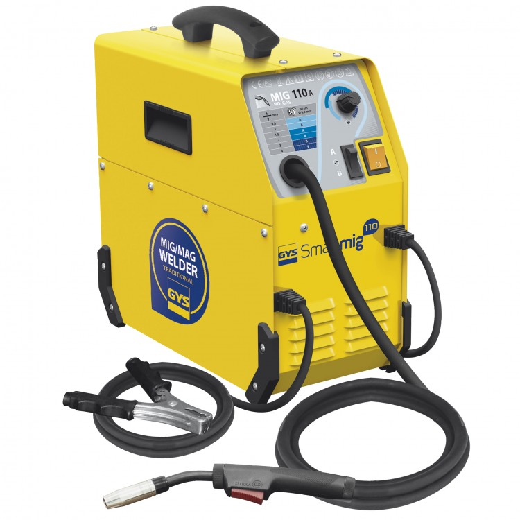 GYS-Smartmig-110-Gasless-Set