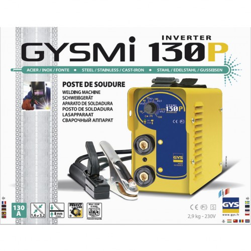 GYSMi-130p-Inverter