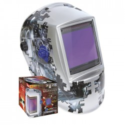 Spaceview LCD Auto Darkening Helmet