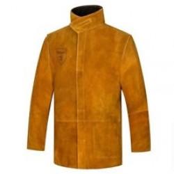 Split Leather Welders Jacket