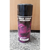 Weld Crack Detection- Penetrant