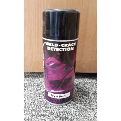 Weld Crack Detection- Penetrant